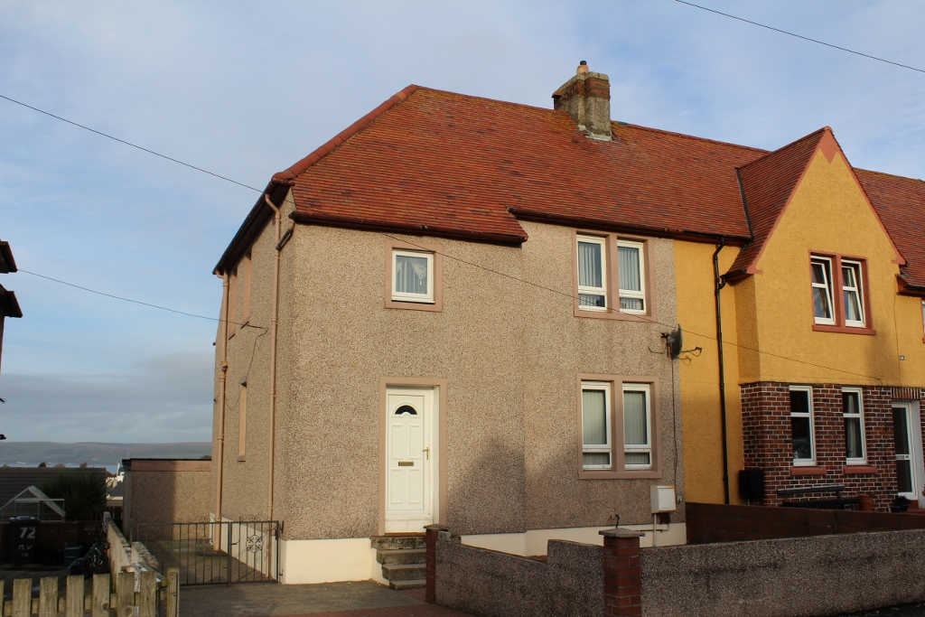 Photograph of 70 Mount Vernon Road, Stranraer